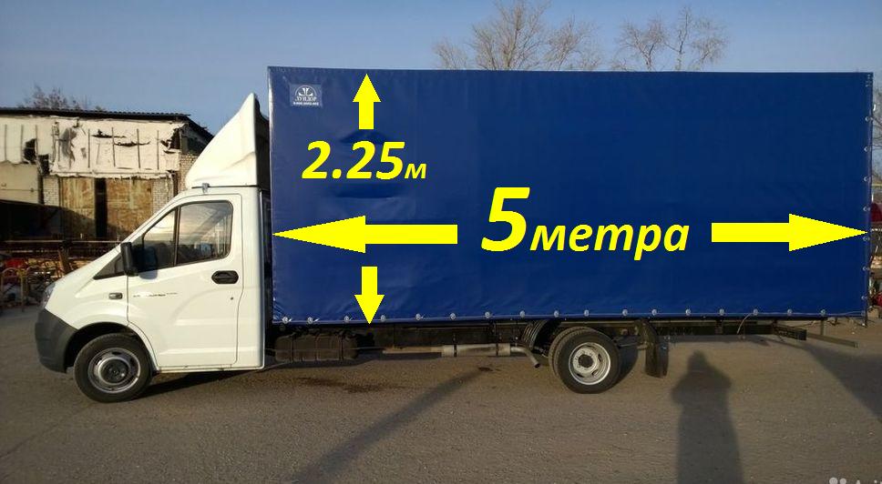 Грузоперевозки Сыктывкар Газель